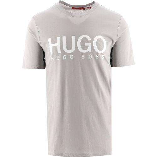 HUGO Grey Dolive213 T-Shirt