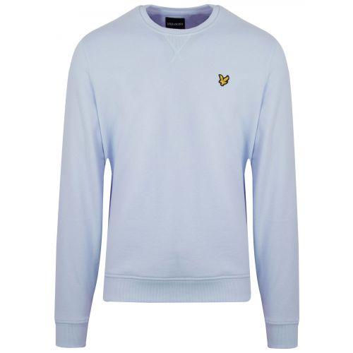 Lyle and Scott Pool Blue Sweatshirt