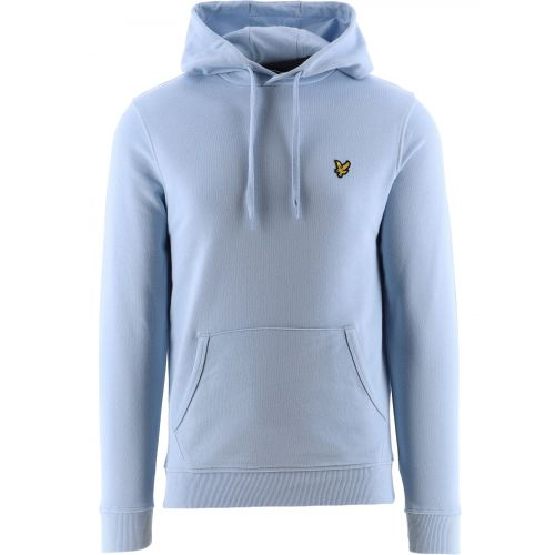 Lyle and Scott Light Blue Pullover Hoodie